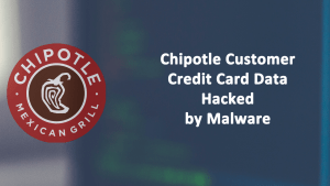 Chipotle Hacked by Malware