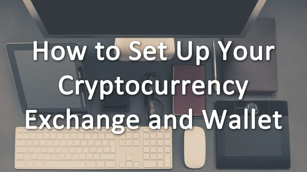 How to set up a cryptocurrency