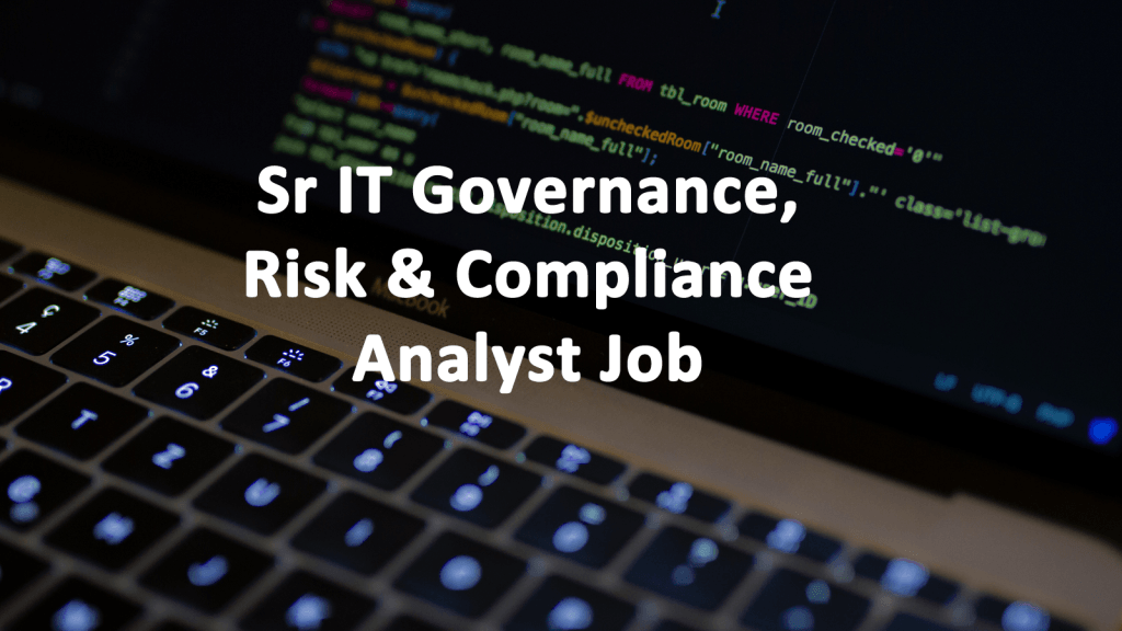 Image result for IT Risk Analyst