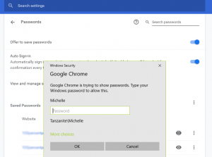 Where Are My Saved Passwords in Chrome - AskCyberSecurity com