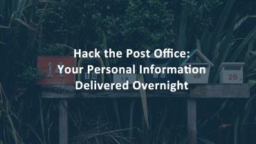 USPS Informed Delivery Fraud