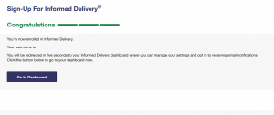 USPS-Informed-Delivery-Success