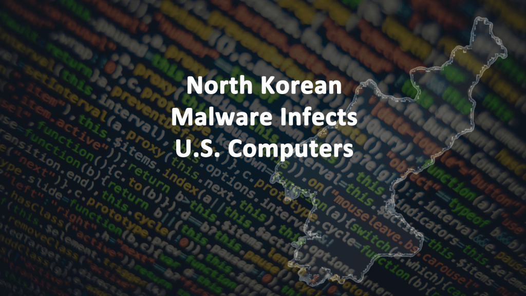 North-Korean Malware Joanap Botnet