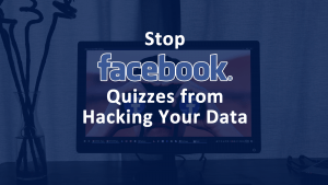 Facebook Quizzes Hacking