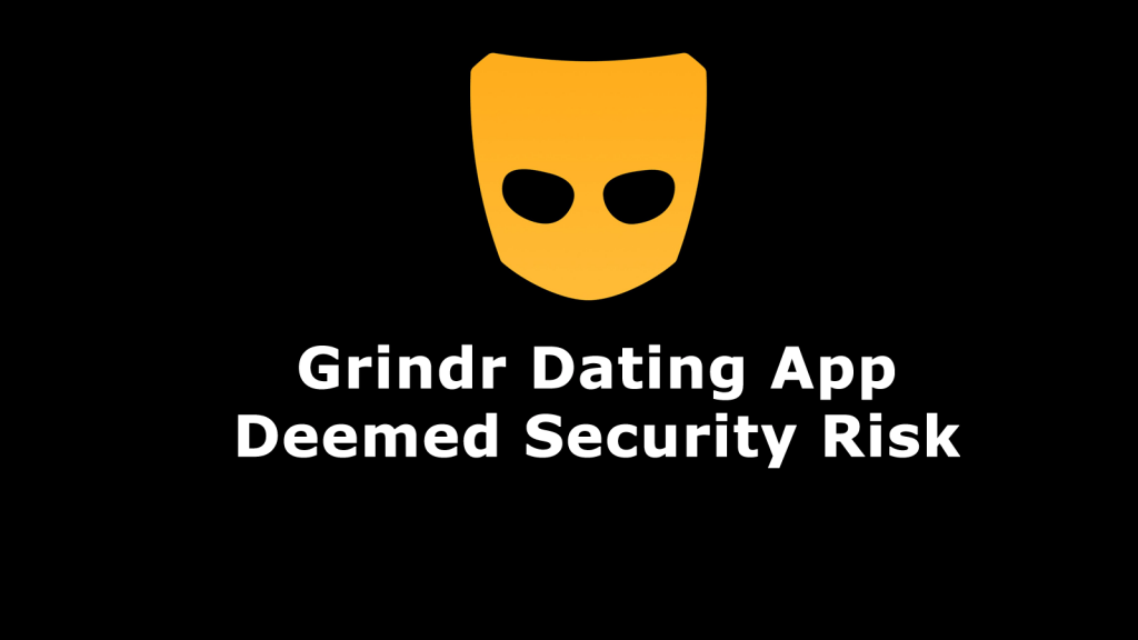 Grindr Cyber Security Risk