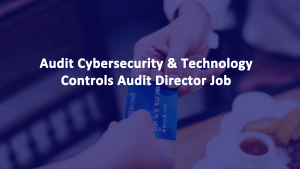 Audit Cyber Security Technology