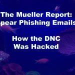 Mueller Report Phishing Emails