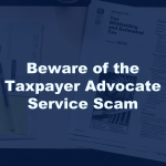 Taxpayer Advocate Service Scam