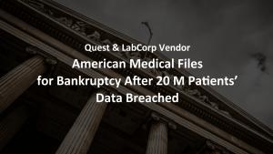 American Medical Bankruptcy