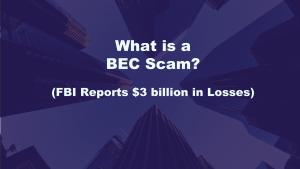 BEC Scam