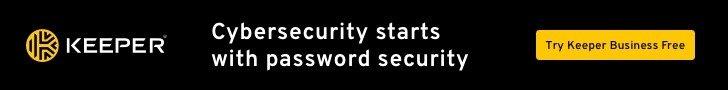 Keeper Password Security