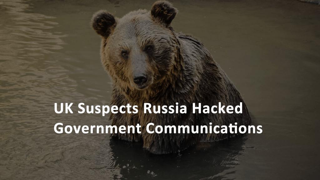 UK Probes Russia Hackers