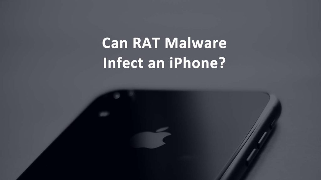 RAT Malware Infect iPhone