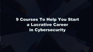 Cybersecurity Training Bundle