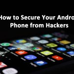 Secure Android Phone Hackers